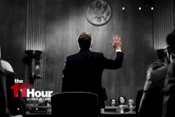 Questions on Kavanaugh's judicial temperament after fiery hearing