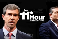 Beto O'Rourke & Ted Cruz trade jabs at fiery Senate debate
