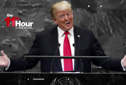 What it means for America that the U.N. laughed at Trump