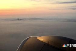 #BIGPICTURE: One World Trade Center above the clouds