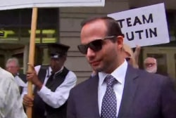 Papadopoulos sentenced to 14 days for lying to Mueller Probe