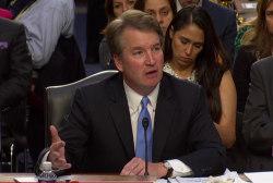 SCOTUS nominee Kavanaugh denies sexual assault allegations