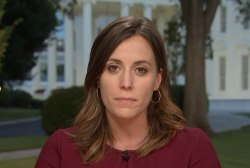 Hallie Jackson: President's mood 'volcanic' from op-ed