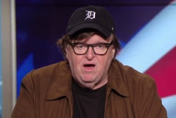 Michael Moore on midterms: Time to end this madness, vote