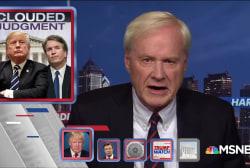Trump: Kavanaugh is 'somebody very special'