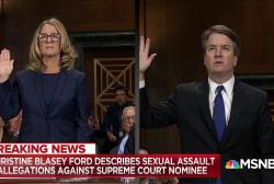 The Ford-Kavanaugh Hearing