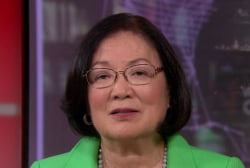 Sen. Hirono: FBI should investigate Kavanaugh allegations