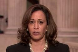 Sen. Kamala Harris: Postpone the Kavanaugh hearings