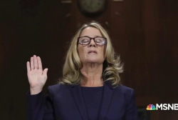 Christine Blasey Ford's family speaks out