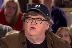 Sneak peek of All In America with Michael Moore