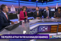 Democrats gaining little traction to stop Kavanaugh ahead of hearings