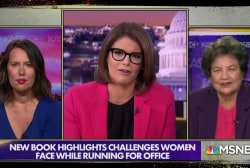 Women set new records in races for Congress