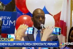 Jonathan Capehart: Gillum's stance on issues is not far left