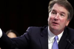 Grassley responds to Kavanaugh accuser's request for FBI probe