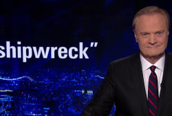 Lawrence: GOP midterm 'shipwreck' could be worse