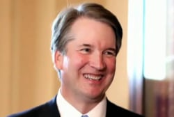 Allegations against Supreme Ct nominee a challenge to Senate