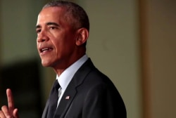 How long has Obama been waiting to make that speech against Trump?
