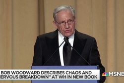 New Woodward book paints Donald Trump as unfit to serve