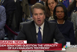 Kavanaugh credibility questioned even before assault accusations