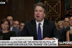 Kavanaugh's partisan rage at hearing calls fitness into question