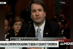 New hearing revives question of whether Kavanaugh lied under oath