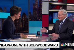 Trump concerns about Kushner money problems revealed by Woodward