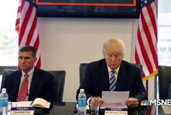 Sentencing date set for former Donald Trump NSA Mike Flynn