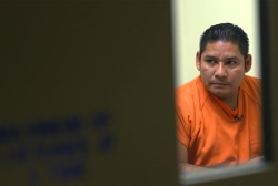 Migrant father still-separated from son: It's like 'I'm an animal'