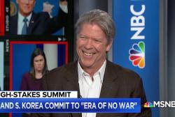 Major Garrett talks North Korea, new book