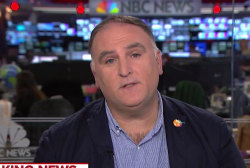 Jose Andres: Pres. Trump & federal govt. to blame for recovery failure in Puerto Rico