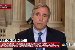 Sen. Merkley: Trump administration has done a very poor job of standing up for Puerto Rico residents