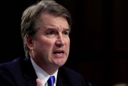 Kavanaugh, Twitter and Facebook in hot seat this week