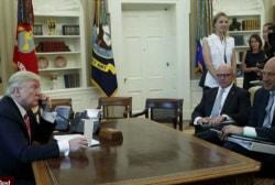 Woodward book a 'devastating' portrait of Trump WH