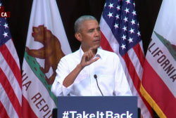 Obama brings civil discourse back to campaign trail