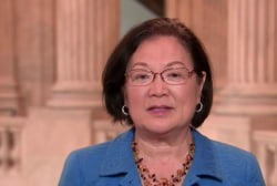 Senator lays out her concerns about Kavanaugh