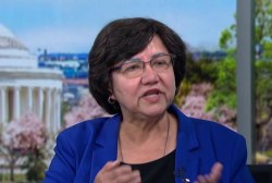 Lupe Valdez makes historic bid for Texas governor