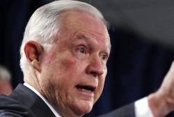 'I don't have an Attorney General,' says Trump