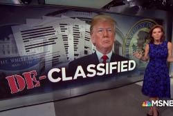 President Trump orders DOJ to declassify Russia-probe documents