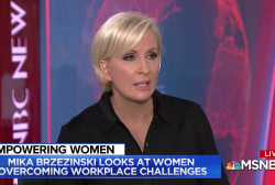 Mika Brzezinski shares message for women: Know Your Value