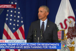 Fmr. Obama Speechwriter: 'This moment really is different'