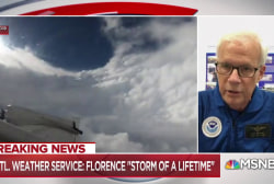 Hurricane Hunter: Florence has reminiscence of Katrina