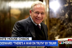 David Maraniss: Bob Woodward has recordings and files on everyone