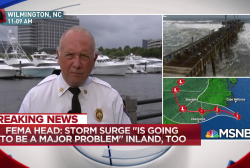 Wilmington, NC Fire Chief: We're as prepared as we can be