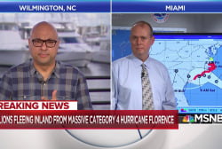 Nat'l Hurricane Center Director: The bottom line is saving lives