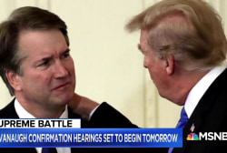 What to expect from Judge Brett Kavanaugh's confirmation hearing