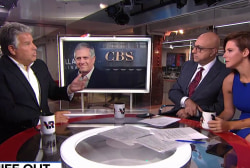 CBS CEO and Chairman out due to sexual misconduct allegations