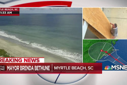 Myrtle Beach mayor: People need to leave now