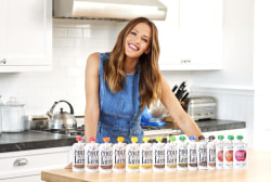 Jennifer Garner: Baby food business star