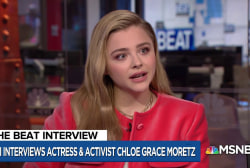 Actress Chloe Grace Moretz on new film: It's a form of activism