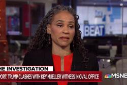 This prosecutor says Mueller may have already subpoenaed Trump